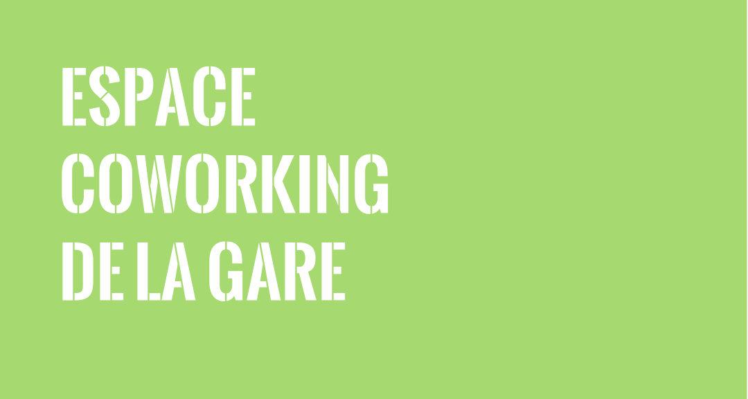 Espace Coworking de la Gare